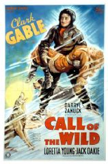 The Call of the Wild 1935 DVD - Clark Gable / Loretta Young